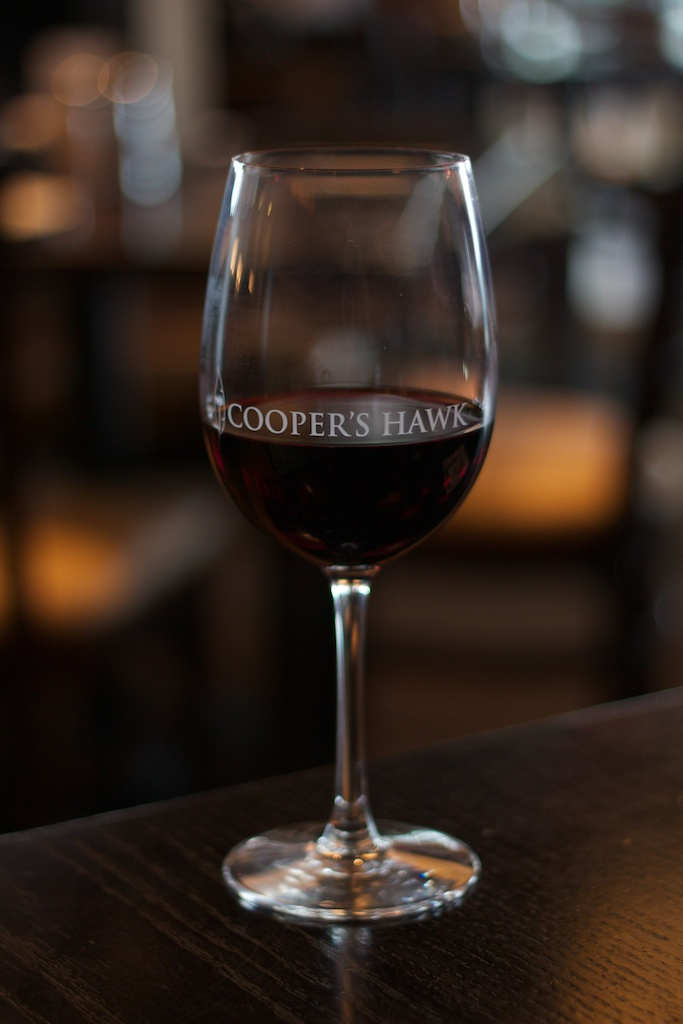 Barrel Reserve at Cooper's Hawk