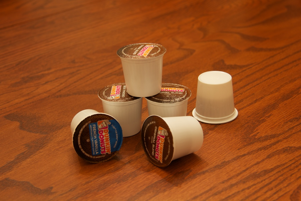 Little (K-)cups of heaven
