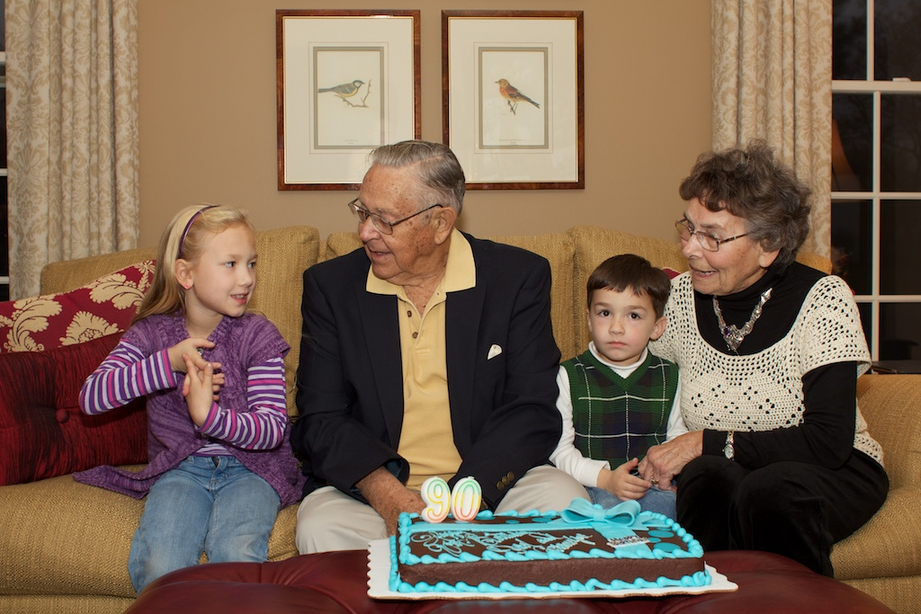 Happy 90th Birthday, Richard Ladner!