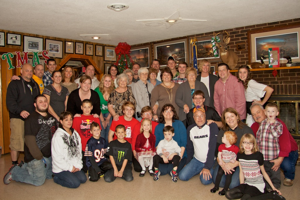 Shockley Family 2011